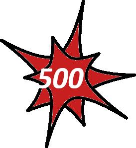 redstar500